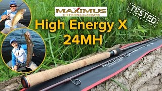 Maximus High Energy X 24MH
