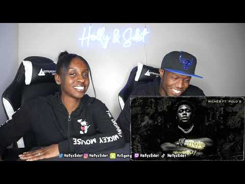 """""""Rod Wave – Richer ft. Polo G (Official Audio) REACTION!"""