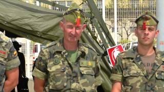 Homenaje a los tres Suboficiales de la Brigada de la Legión fallecidos el 20 de mayo de 2013 thumbnail