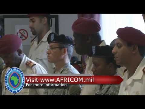 AFRICOM Medical Exercise in Gabon