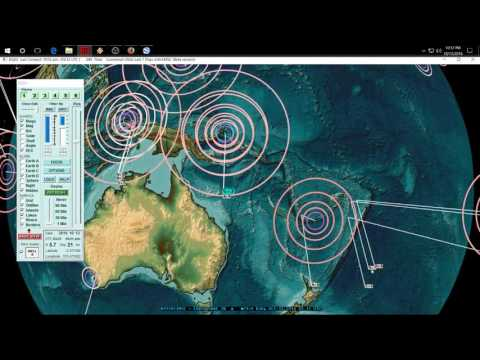 10/12/2016 -- AS EXPECTED -- Large M5.7 / M6.8 EQ in West Pacific + Midwest Fracking Ops Hit by M3.6
