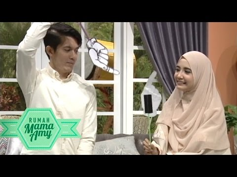 Games Tunjuk Tunjukan with Irwansyah dan Zaskia Sungkar - Rumah Mama Amy (5/7)