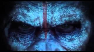 Планета обезьян: Революция 2014 трейлер