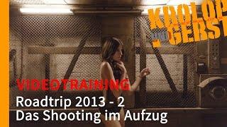 """[K&G] VIDEOTRAINING // Sample - """"Roadtrip 2013-2"""" / Weitwinkel in engen Räumen - Shooting im Aufzug"""