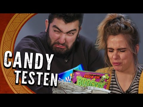 Süßes Extreme! Verrückte Süßigkeiten aus aller Welt | Faisal Kawusi und Sarah Mangione
