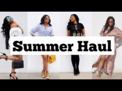 Summer Fashion Haul |Romwe ,Shein ,Fashion Nova, BooHoo