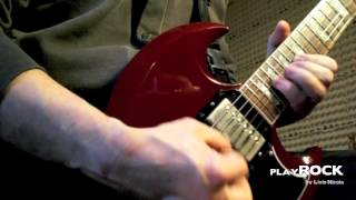 PlayRock - Alter Bridge - Open Your Eyes - Solo - Performance & Slow Version - Cover