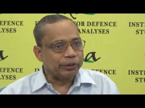 R. N. Das on Defence Minister A K Antony's China visit