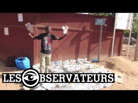 BURKINA FASO - Les souvenirs de la révolte deviennent un business