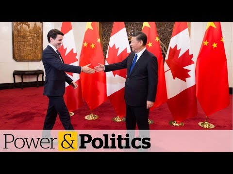 Canada can't ignore China, says report on trade diversification | Power & Politics