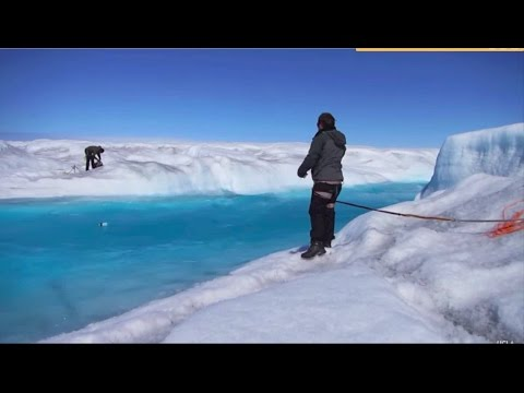 Latest claim: The Greenland ice sheet is growing