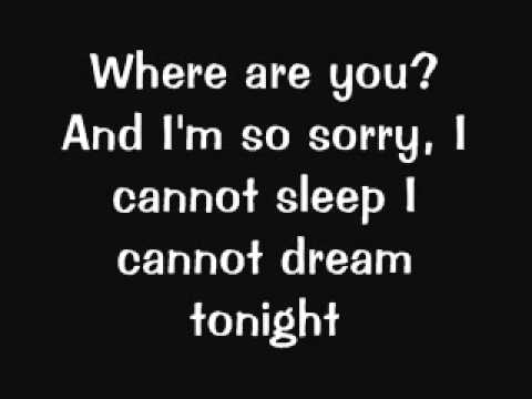 Blink 182 - I Miss You (Lyrics)