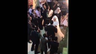 танец жениха и невесты под моим балконом, ( Египет, Александрия )