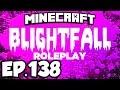 Blightfall: Minecraft Modded Adventure Ep.138 - A SECRET ANCIENT DOORWAY!!! (Modded Roleplay)