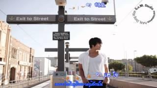 [Kor-Thai-Sub] 떠나가지마 (Don't Leave Me) - 김종국 (Kim Jong Kook)
