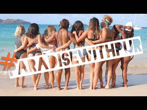 MY FIRST VLOG! Anguilla, St. Maarten and St. Barth | #ParadiseWithPur | Melissa Alatorre