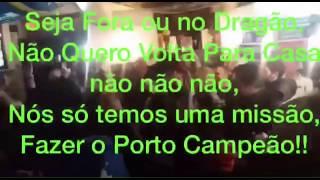 Seja Fora ou no Dragão - Novo Cântico - Super Dragões On Tour Liverpool 2018 - Ultras FC Porto