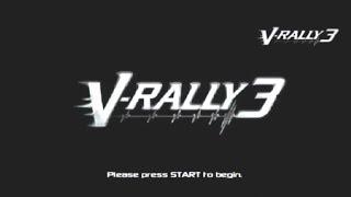 Longplay [Xbox] V-Rally 3
