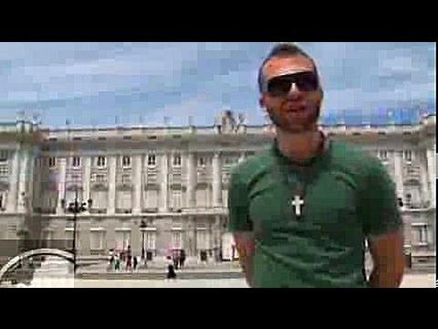 Royal Palace - Madrid, Spain