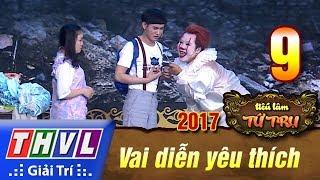 THVL | Tiếu lâm tứ trụ 2017 – Tập 9[2]: Chú hề ma quái - Khương Đại Vệ