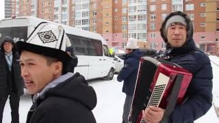 Эмир & Уркуя  свадьба Красноярск