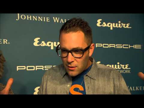 Esquire Network Launch Party: Ilan Hall Interview
