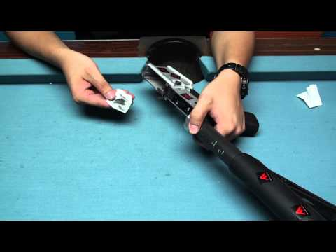 AST GBB cleaning skills Lower receiver
