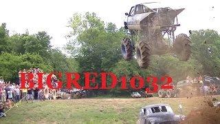 SAIL insane slough jump at Bricks Trucks Gone Wild