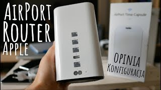 AIRPORT📡- Router Wi-Fi od Apple🍎