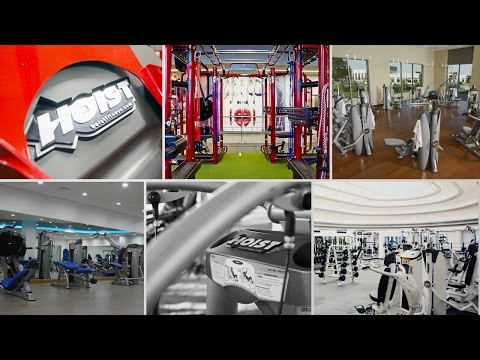 We Are HOIST Fitness Systems