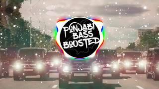 Outlaw Sidhu Moosewala [BASS BOOSTED | Byg Byrd | Jatt Life Studios | PUNJABI SONGS 2019