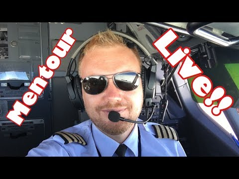 Chat with a Pilot live 24/09/2017