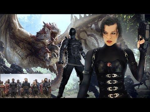 """SOLO"": primeras reacciones / Monster Hunter & F.E.A.R. consiguen su película / Snake Eyes"