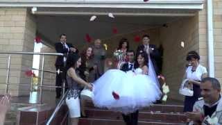 Давид & Кристина ( Свадебный Клип)  Свадьба в Ставрополе