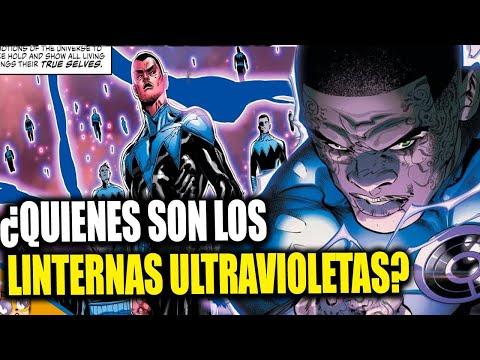 El especto Ultravioleta, La corporacion mas grande y fuerte de Dc Comics - Datos banana streaming vf