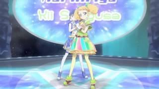 Aikatsu!-Aoi Kiriya & Kī Saegusa - [Prism spiral]-Episode 55