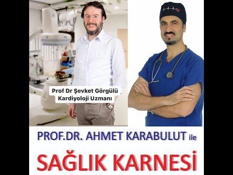 CTO - TAM TIKALI KALP DAMARLARININ TEDAVİSİ -  PROF DR ŞEVKET GÖRGÜLÜ - PROF DR AHMET KARABULUT