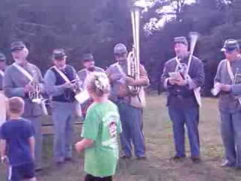 Civil War music/battle of Fort Sanders/Knoxville, Tennessee