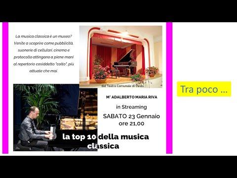 La TOP 10 della MUSICA CLASSICA