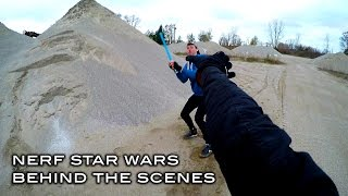 Behind the Scenes: Nerf meets Star Wars: Gun Game