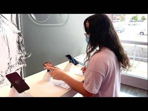 New iPhone 11 Shopping Vlog (FINALLY!)