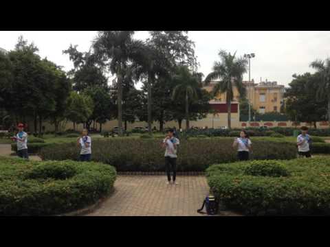 Demo GiêSu Love tân sinh viên CĐ Paul Svcg Vinh tại Hà Nội