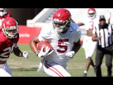 Javon Baker ready to make impact for Alabama Crimson Tide | SEC News | CFB News