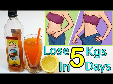 Fat Cutter Drink / Lose 5 Kgs in 5 Days / DIY Weight Loss Drink Remedy – Morning Routine
