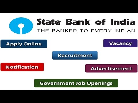 State Bank of India Recruitment Apply Online Notifications Careers Vacancy