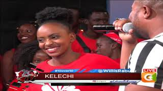 10 OVER 10 | Kelechi performing live on 10 over10