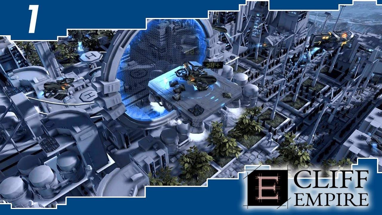 Cliff Empire Gameplay Español Ep 1 Ataque Destrucción