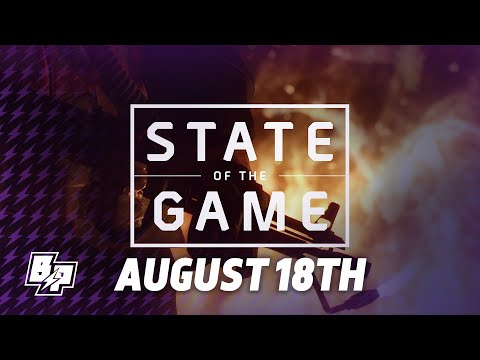 The Division - State Of The Game - August 18th