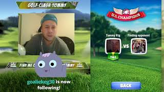 Golf Clash stream, Road to Glory - Episode 9!