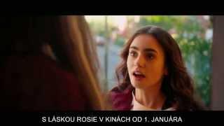 S láskou, Rosie - Good news (klip z filmu)